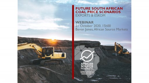 Webinar: Future Scenarios for South African Coal – Exports and Eskom