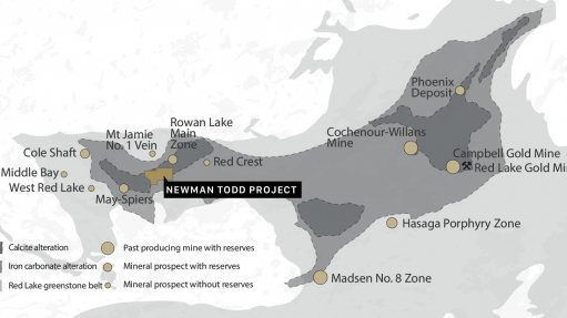Trillium encouraged by initial Newman Todd drill intersections
