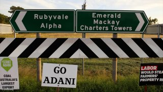 Controversial Australia coal mine boosted after shock vote