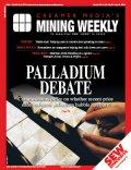 Mining Weekly 31 May 2019