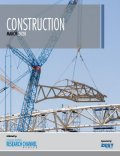 Construction 2020: A review of South Africa's construction sector (PDF Report)