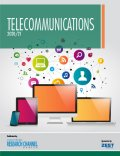 Telecommunications 2020/21 (PDF Report)