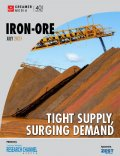 Cover image of Iron Ore Report