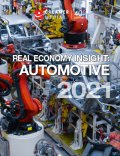 Real Economy Year Book cover for automotive
