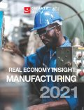 Real Economy Insight 2021 cover image for Manufacturing