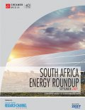 ENERGY ROUNDUP REPORT COVER FOR SEPTEMBER 2021