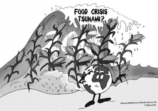 FOOD TSUNAMI WARNING: