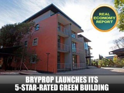 Bryprop launches its 5-star-rated green building