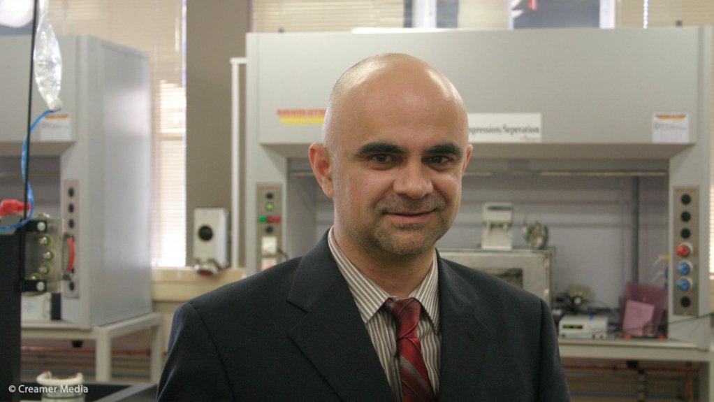 HySA Infrastructure CoC director Dr Dmitri Bessarabov