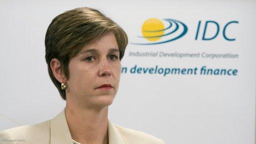 IDC's green-industries portfolio grows to R10.4bn