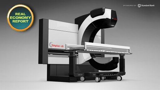 SA company designing, manufacturing 'unrivalled' digital X-ray scanner
