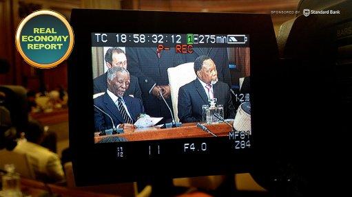 Mandela, Mbeki, Motlanthe among first to receive new smart ID