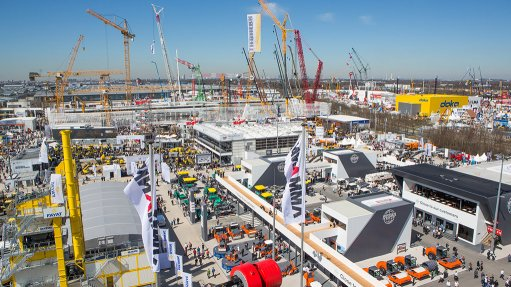 Inaugural bauma Africa attracts significant German presence