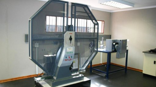 R12m laboratory to  assist welding industry