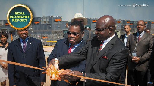 Aggreko expands Moz-based power plant to supply midtier power to Namibia