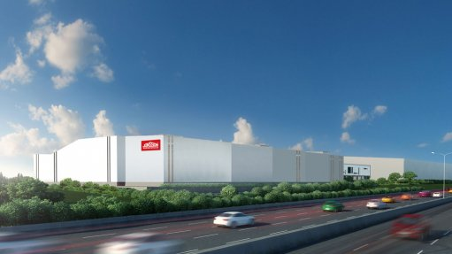 NEW DISTRIBUTION CENTREJonsson Workwear's new 12 000 m2 distribution centre in Johannesburg, will increase the company's distribution capacity from 7-million to 20-million garments a year