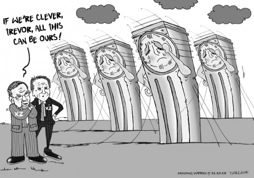 Mining Cartoons | MiningWeekly com