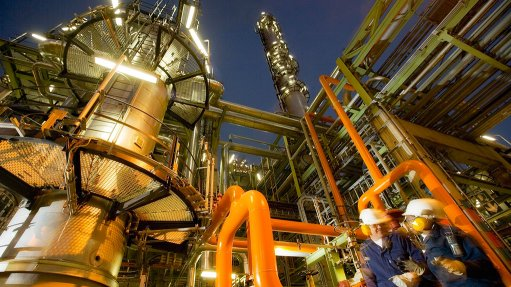 SASOL OPERATIONSSasol aims to implement initiatives, which address cost creep and organisational complexity to ensure that it becomes a more effective, efficient and competitive organisation over the long term