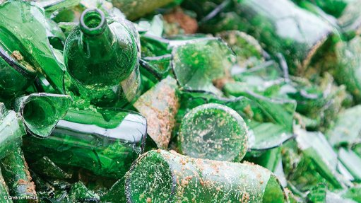 79% of SA's yearly packaging glass consumption diverted from landfill