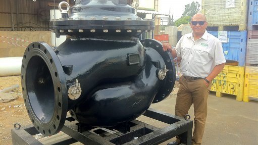 Israeli control  valves popular in  South African  agriculture sector