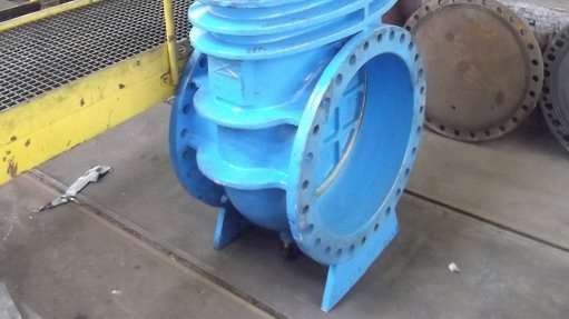 R80m valves project completed for local water board