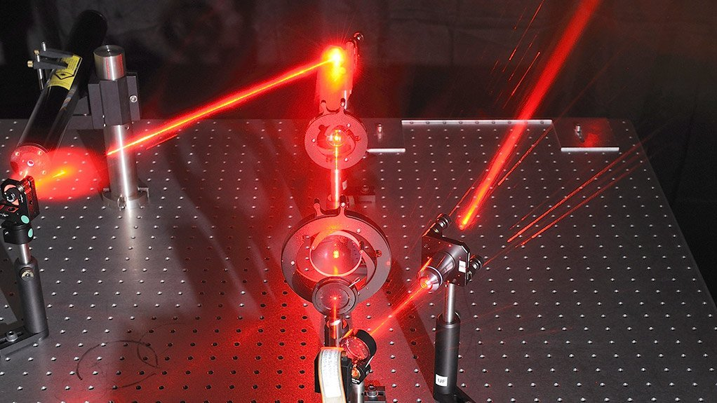SOCIAL IMPACT The National Laser Centre hopes to make an impact on society through science; whether it be a socially by improving health systems or economically by developing new industries and markets