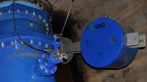 Double-offset butterfly valves supplied to R4.5-billion project
