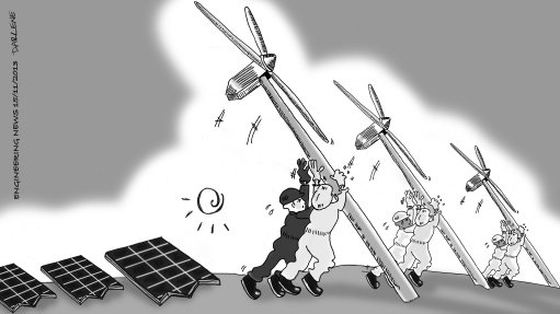 RAISING RENEWABLES: