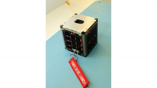 SA's first CubeSat has launch date set