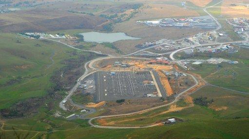 INGULA PUMPED STORAGE SCHEME This is the twenty-first largest pumped storage scheme in the world