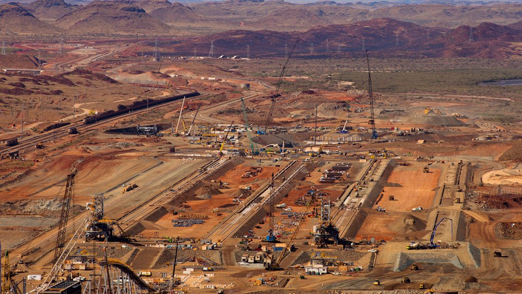 Rio Tinto approves Pilbara expansion to 360Mt/y