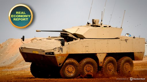 The importance of the Badger armoured vehicle contract for the SA defence industry
