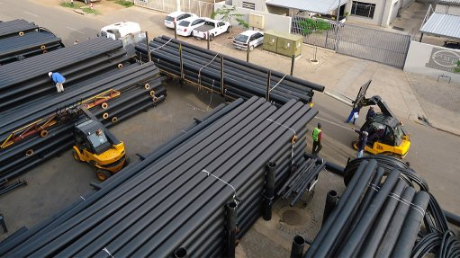 African market  helping local pipe  manufacturer  recover
