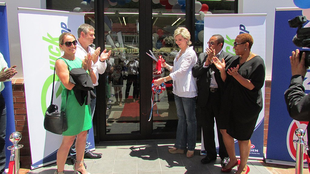 Engen launches revamped Sea Point Convenience Centre with Woolworths