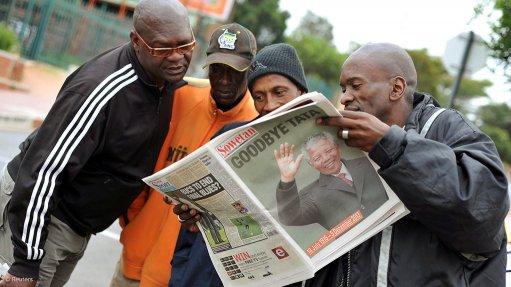 Mandela family 'overwhelmed' by global support