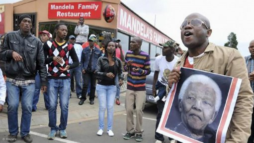 Statement by Alexkor SOC on the passing away of Nelson Mandela