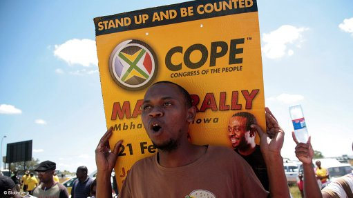 COPE Youth Movement salutes the life of Nelson Mandela