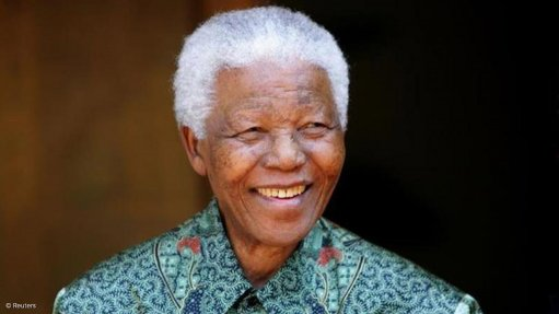 Mandela about service to others - grandson