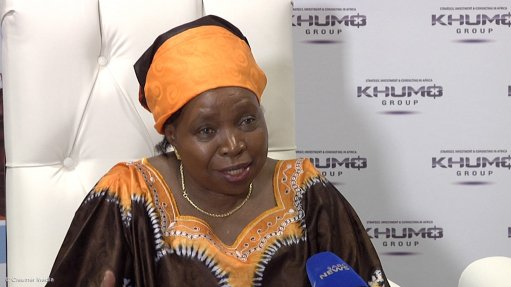Africa is mourning - Dlamini Zuma
