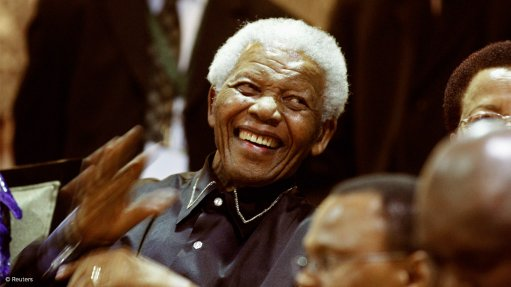 Voith pays tribute to Nelson Mandela