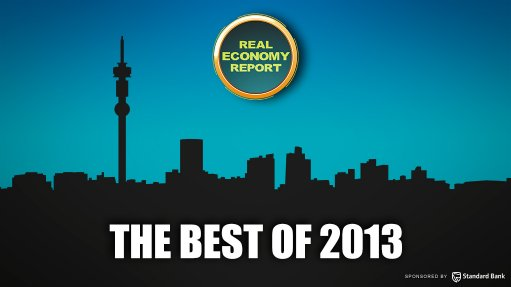 Real Economy Report: The best of 2013