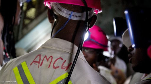 AMCU strike extends to the gold sector as strike notices issued