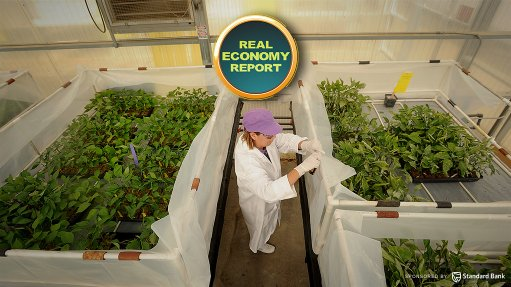 SA bioeconomy strategy launched