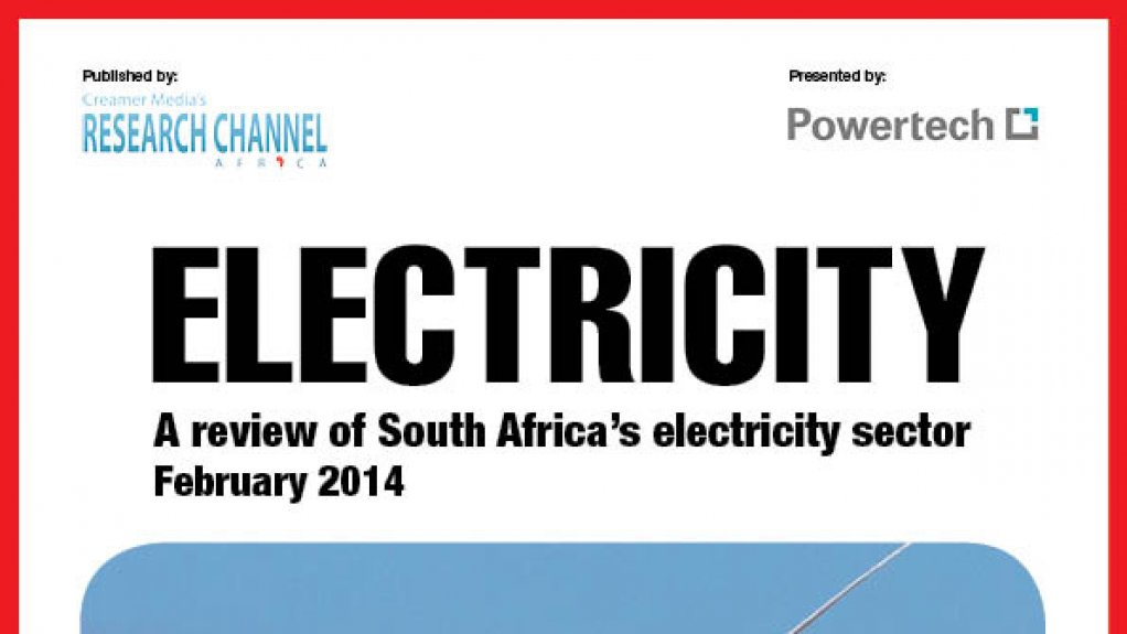 Creamer Media publishes Electricity 2014 research report