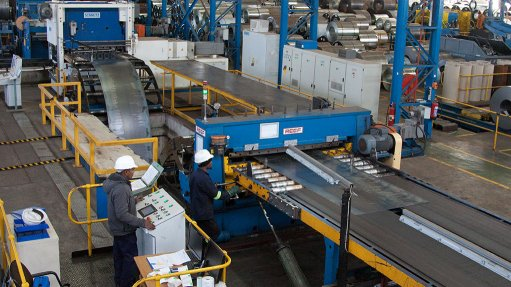 Steel distributor  confident of overcoming steel industry challenges