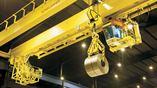 Crane contracts increased by 142% in 2013