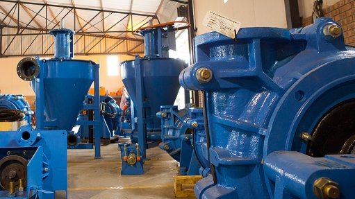 Slurry pumps company targeting several African markets