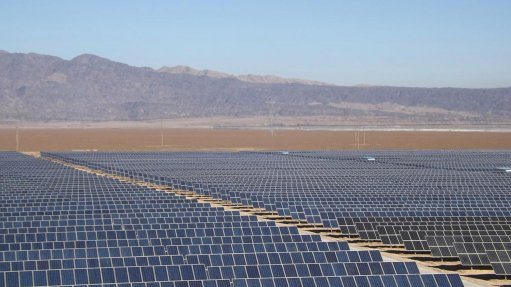 PV manufacturer  promotes solar  power use in Africa