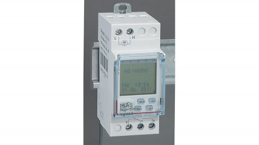 New generation digital  time switches for ideal control