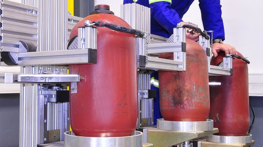 SA's first accumulator  testing solution developed